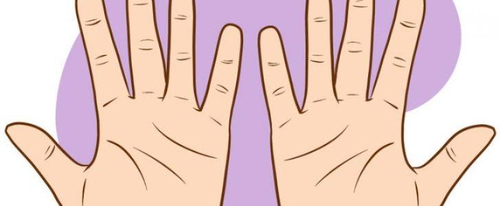 شاهدوا بالصور . . . خطان في اليدين يكشفان لكم طبيعة علاقاتكم العاطفية ومصيرها فإلى أيها تنتمون ؟