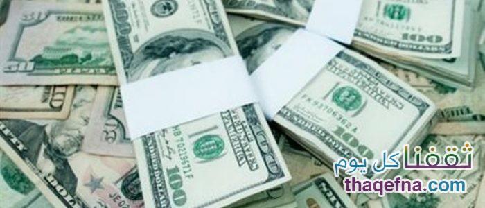 سعر الدولار اليوم السبت  12/1/2017وتسجيل أعلى سعر للدولار الأمريكي بالبنوك المصرية