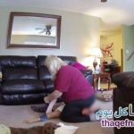 أم وضعت كاميرا خفية لتراقب الحاضنة مع طفلها من ذوي الإحتياجات الخاصة – فيديو مروع لأصحاب القلوب القوية