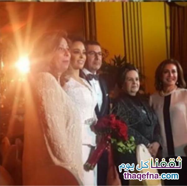 زواج داليا البحيري الثالث