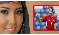 الفنانة مي كساب تشعل مواقع التواصل الإجتماعي بردها الناري بعد إدراج أبو تريكة على قوائم الإرهاب