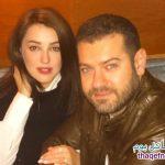 شاهدوا الصور الأولى من زفاف عمرو يوسف وكندة علوش والرقصة الخاصة للعروسين