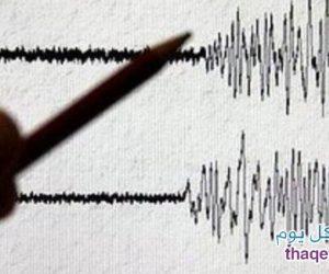 زلزال مصر بقوة 4 ريختر وشعر به بعض المحافظات المصرية على حسب المعهد القومي للبحوث الفلكية 2017