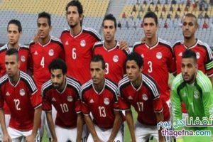منتخب مصر لكرة القدم وخمسة معلومات عن منتخب مصر في الجابون والمأزق الواقع به بسبب حارس المرمى