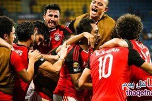 موعد مباراة مصر وبوركينا ضمن التصفيات النصف نهائي في كأس أمم إفريقيا 2017 والقنوات الناقلة