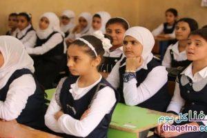 نتيجة الشهادة الابتدائية 2017 الترم الأول في جميع محافظات مصر برقم الجلوس الصف السادس الابتدائي