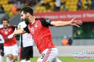 هدف عبدالله السعيد في اوغندا يتوجُهُ بطلاً على مصر على حسب تقارير موقع دافارا العبري في كأس الأمم الإفريقية 2017