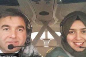 أول محجبة تقود طائرة حربية في تركيا والعالم كله – مروى جوربوز أو محجبة تقود طائرة حربية