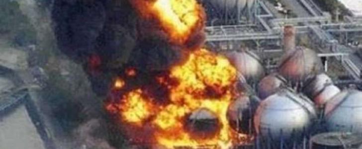 عاجل : إنفجار مفاعل نووي في فرنسا بالقرب من بحر المانش ووقوع إصابات عديدة