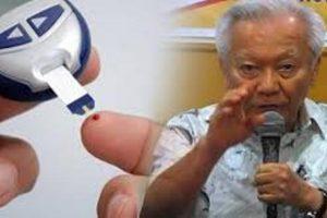 علاج مرض السكري بوصفة طبيعية في خمس أيام فقط ومكتشفه الدكتور خايمي دي ليكوا فلبيني