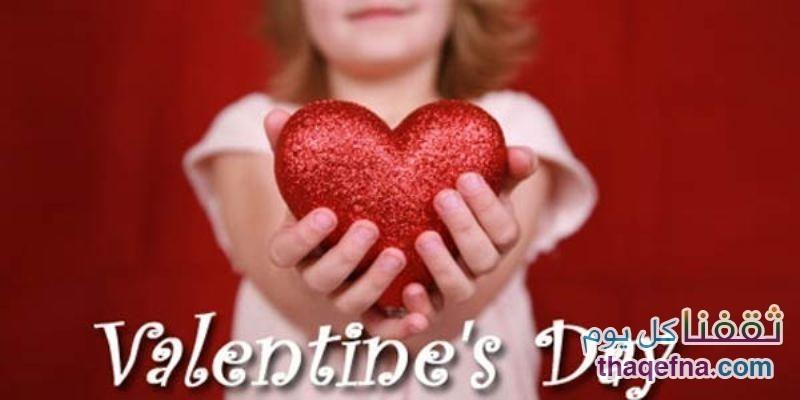 بطاقات عيد الحب valentine's Day 2017
