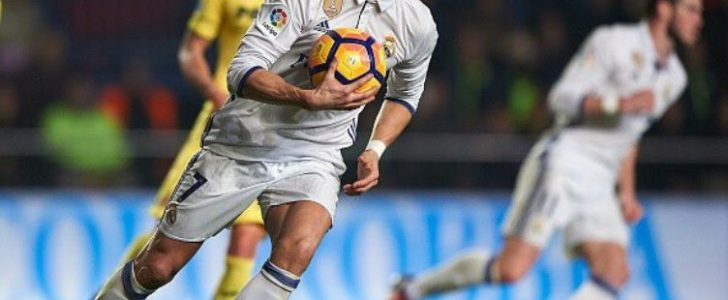 جدول نتائج وترتيب الدوري الإسباني وتصدر فريق ريال مدريد الدوري بعد فوزه بثلاثية نظيفة على فياريال