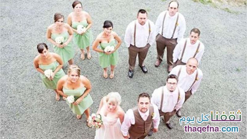 بالصور اسوأ صور الزفاف حول العالمبالصور اسوأ صور الزفاف حول العالم