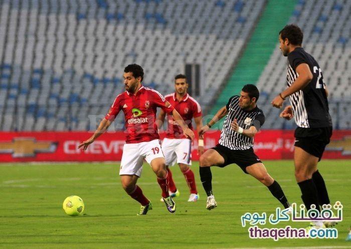 جدول ترتيب فرق الدوري المصري 2017 ضمن منافسات الجولة التاسعة عشر