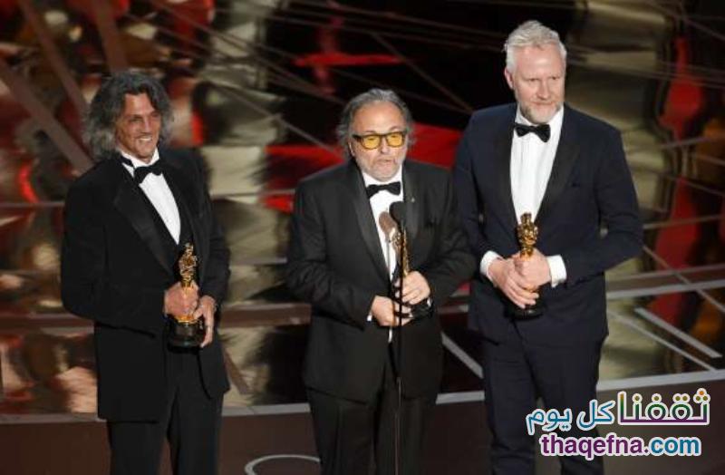 جوائز الاوسكار للعام 2017