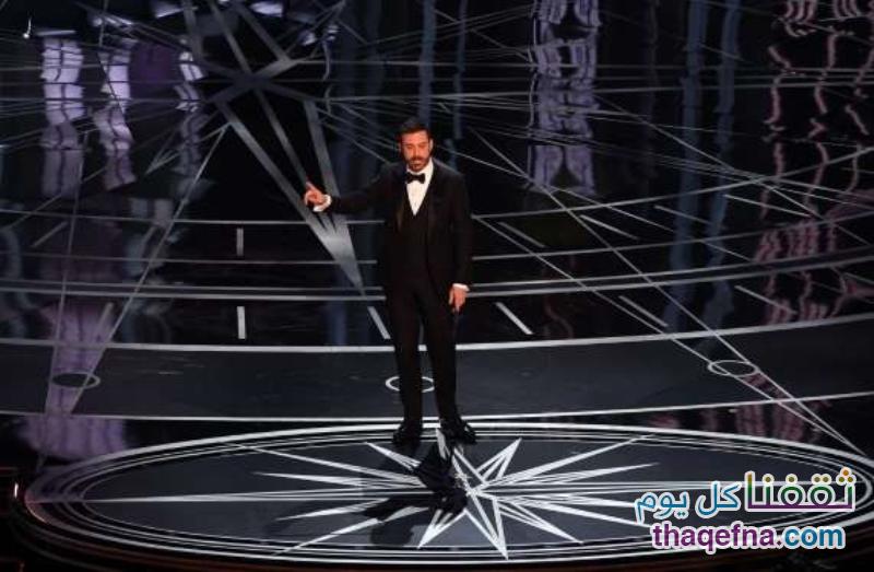 جيمي كيميل مقدم حفل جوائز الأوسكار 2017