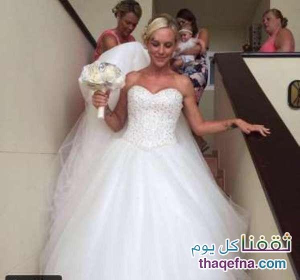 حفل زفاف ينتهي بكارثة