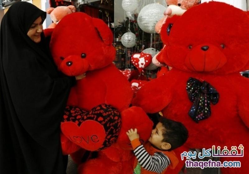 عيد الحب حول العالم
