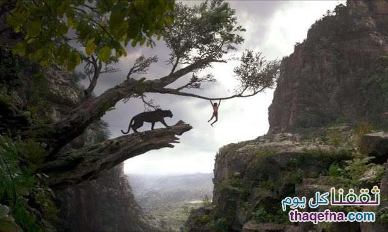 فيلم The Jungle Book يحصد جائزة في أوسكار 2017