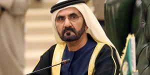 محمد بن راشد يخصص مليون درهم لوظيفة