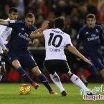 موعد مباراة الفريق الملكي وفالنسيا Real Madrid vs Valencia الأربعاء 22-2-2017 بالدوري الإسباني والقنوات الناقلة