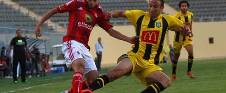 نتيجة مباراة الأهلي والمقاولون العرب الأحد 19-2-2017 على استاد السلام في الدوري المصري الممتاز 2017