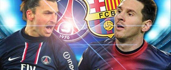 فوز برشلونة على باريس سان جيرمان بنتيجة 6 – 5 بعد كفاح طويل للفوز والتأهل للربع النهائي
