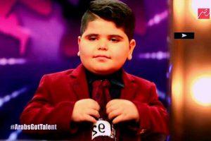 من هو الطفل حسين دريد الذي شارك في برنامج ارب جوت تالنت الموسم الخامس