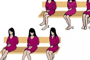 وضعيات الجلوس تكشف طبيعة شخصيتك العاطفية .. اختاري الرقم وتفضلي بالدخول