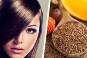 بذور الكتان لتحفيز نمو الشعر وحل جميع مشاكلة والحصول على نتائج مبهرة