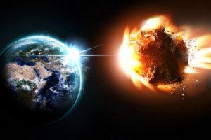 تعرفوا على حقيقية إصطدام كويكب بالأرض هذا اليوم الأربعاء 19-4-2017