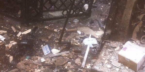 أظهرت كاميرات المراقبة الموجود في الكنيسة عن توجيهات مدير أمن إسكندرية غيرت مجرى أحداث تفجير الكنيسة
