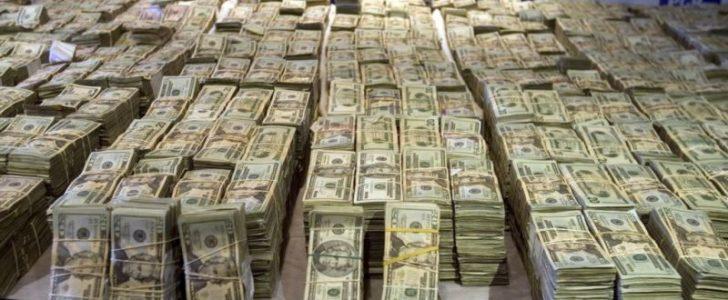 سعر الدولار اليوم الأربعاء 19-4-2017 وحالة من الإستقرار على اسعار صرف الدولار