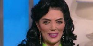 الفنانة حورية فرغلي بعد عمليات التجميل