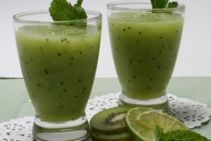 أفضل طريقة من أجل إعداد عصير النعناع مع الليمون والكيوي – عصير منعش لنهار طويل