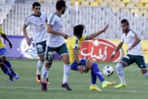 طنطا تفوز على المصري فى منافسات الدوري العام فى الجولة الرابعة والعشرون من عمر المسابقة