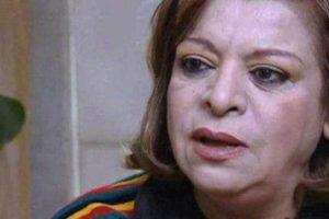 وفاة هالة حسني الفنانة السورية القديرة بعد نزاع طويل مع المرض وعن عمر 74 عاماً  !