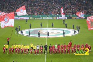 مباراة بايرن ميونخ وبروسيا دورتموند غدا الأربعاء الموافق 26 من شهر أبريل على موعد مع المتعة الكروية