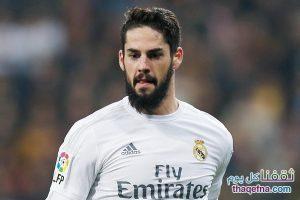 أشارت تقارير صحفية إسبانية إلى إنهاء فريق ريال مدريد الإسباني وتمديد عقد إيسكو مع فريق ريال مدريد إلى عام 2022م