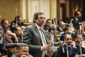 خالد يوسف عضو مجلس النواب بالقليوبية سيعمل على حلها مشروع وظيفتك جنب بيتك