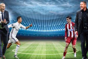 موعد مباراة أتلتيكو مدريد مع ريال مدريد الإسباني ضمن منافسات دوري أبطال أوروبا