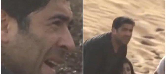 الوجه الآخر للفنان وائل كفوري يتم الكشف عنه في برنامج رامز تحت الأرض بالفيديو