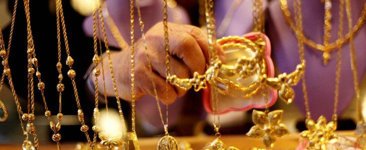 سعر الذهب اليوم الأحد الموافق 25-06-2017م في محلات الصاغة بجمهورية مصر العربية