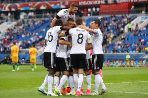 موعد مباراة منتخب ألمانيا ومنتخب الكاميرون اليوم الأحد الموافق 25-06-2017م