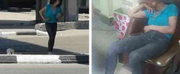 الفتاة المتشردة سلوى العرابي في شوارع القاهرة تنتمي الى عائلة محترمة !