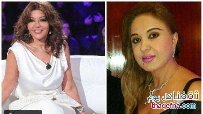 سميرة سعيد ومادلين طبر - 58 سنة