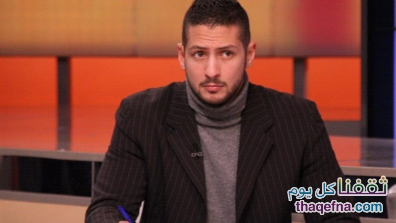 وفاة المذيع عمرو سمير