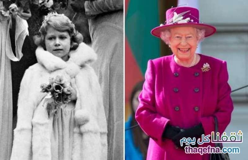 الملكة إليزابيث الثانية 1937-2017