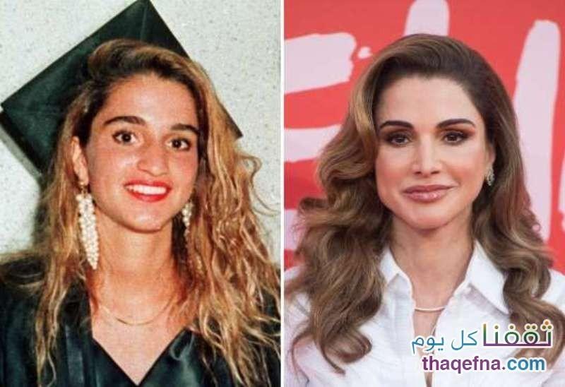 الملكة رانيا ملكة الأردن (1991, 2017)