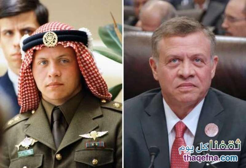 ملك الأردن (1984, 2017)